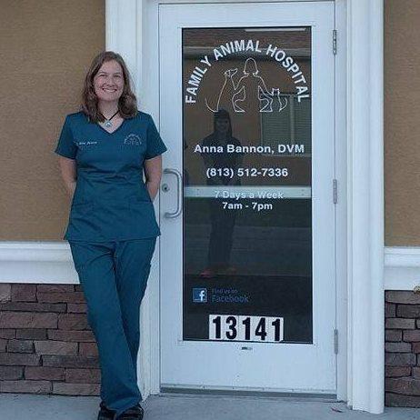 Dr. Anna Bannon